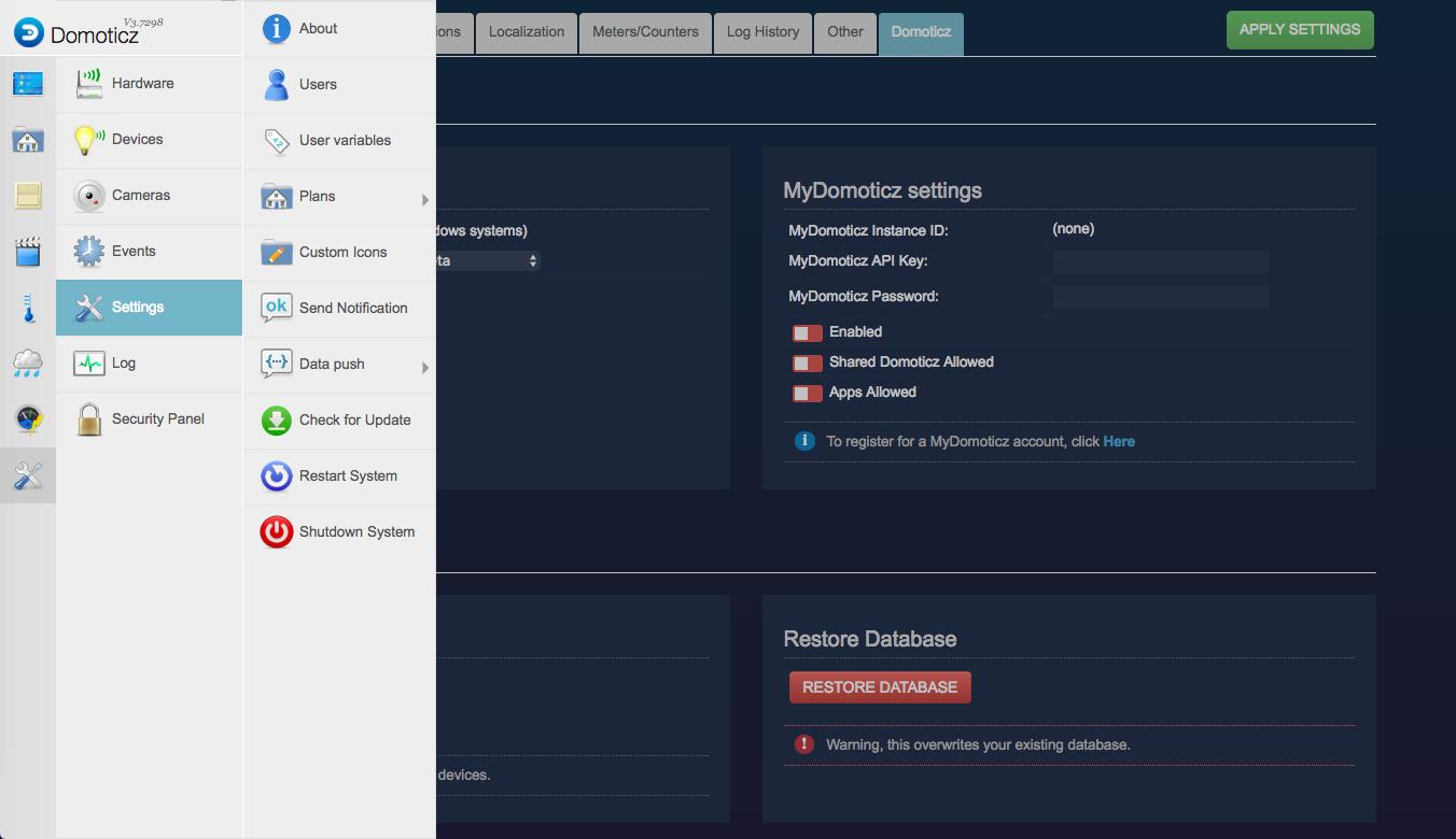 SNEAK PREVIEW - New default theme - Domoticz